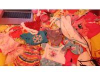 Build-a-Bear bundle clothing set