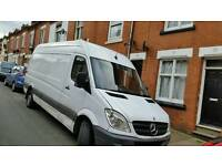MAN AND VAN REMOVAL SERVICE Cheap and Reliable lwb van