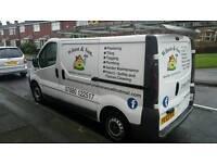 Vauxhall Vivaro Diesel 2003 1.9