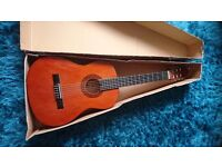 Stagg Handmade Classic Acoustic Guitar - great condition!