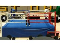 Boxing ring 16ft