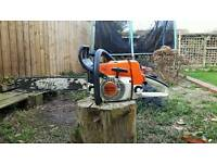 Stihl ms240 professional chainsaw