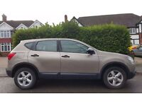 NISSAN QASHQAI DIESEL, 57 REG, 99K MILES, FSH, HPI CLEAR, 1 YEAR MOT, DRIVES MINT, BLUETOOTH