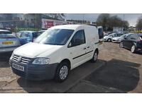 VW CADDY 1.9 TDI DIESEL 12 MONTHS MOT NATIOWIDE WARRANTY IS AVAILABLE TOP CONDITION PERFECT RUNNER