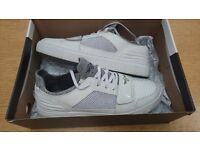 Creative Recreation trainers white size 10