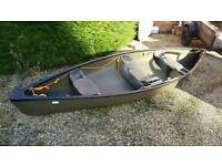 Canadian Canoe 3 seater
