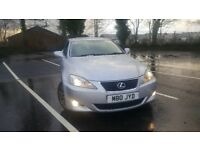 Quicksales Lexus is220d diesel immaculate condition 2 owner perfect driving