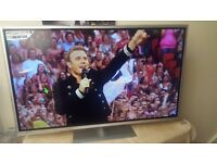 """Panasonic Viera 47"""" Full 1080p 3D LED TV With Freeview HD (Model TX-L47ET50 )!!!"""