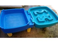 Little tikes sand /water table
