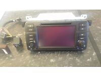 Sat nav android for BMW E46