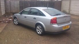 vauxhall vectra c ls 1.9 diesel 6 speed and volvo s40 petrol intresting swap as well