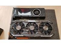 Nvidia Titan X Amazing Card BARGAIN!