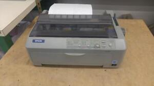 Epson LQ-590 Dot Matrix Printer - USB AND PARALLEL INTERFACE