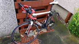 Trek 1.2 road bike 58cm