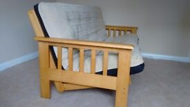 Sofa bed / double bed, nice quality, in very good condition