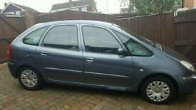 Citreon zara piccasso grey 1.6