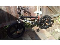 BOYS 20 INCH WHEEL BMX BIKE / DELIVERY AVAILABLE