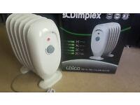 Dimplex OIL FREE radiator RRP £59