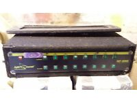 Lyte Quest. 8 channel lighting controller