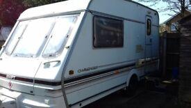 Swift Challenger 400SE caravan, 2 berth. Good condition.