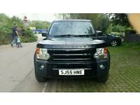 Land rover discovery3 TD6V S