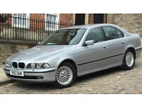 BMW 528ise Rare Manual 1997 (R) with 12 months MOT