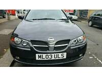 Nissan Almera: Very nice and very reliable for a quick sale.
