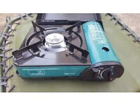 Single Burner Gas Stove in Carry Case