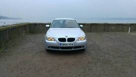 Low Mileage BMW 520i OPEN TO SENSIBLE OFFERS