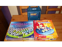 Connect 4 Advanced - Wordsearch - Battleship Command £10