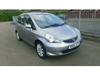 2006 HONDA JAZZ 1.3 AUTOMATIC..MOT..SERVICE RECORDS..HPI CLEAR..GREAT RUNNER