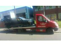 Breakdown recovery and car transportation