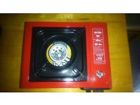 KINGFISHER PORTABLE GAS STOVE NEW ONE