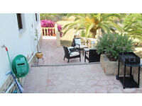 costa-blanca holiday appartment for rent spain