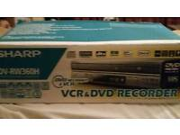 Tv dvd player and recorder