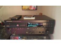 Marantz DD-82 DCC Digital Compact Cassette Tape Deck 74-DD82/05B
