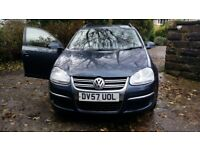 volkswagen golf 1.9diesel full service history hpi clear genuine mileage
