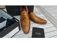Loake Shoes Size 7 Tan £45