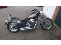 Harley Davidson 1450cc Night train