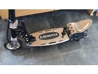 140W KIDS ELECTRIC RIDE ON E-SCOOTER BIKE SCOOTER + SEAT 24V BATTERY