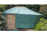 Original Mongolian Tent Ger/Yurt 19 foot