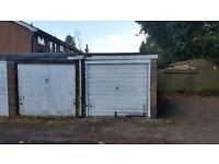 Secure Lock-up Garage for Rent at 4 Christchurch Road, Hucknall, Nottingham NG15 6SA