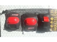 2 x Elbow,Knee and Wrist protection