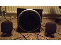 Logitech Z-340 2.1 PC Speakers