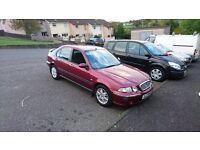 2002 Rover 45 Impression FULL MOT