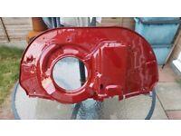 Volkswagen Beetle doghouse fan shroud