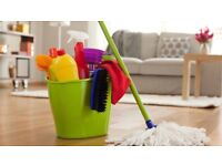 EXPERIENCED CLEANER, RELIABLE, FLEXIBLE AND HARDWORKING AVAILABLE FOR ALL YOUR HOUSE NEEDS.