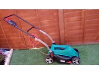 FOR SALE: Bosch Rotak 34-13 Electric Rotary Lawn Mower