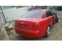 Audi a4 2.0 tdi s line (Damaged) FULLY LOADED (not a3 s3 a5 golf mk5 jetta seat leon fr )