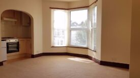 One bedroom unfurnished 1st floor flat for rent off Newport Road in Cardiff